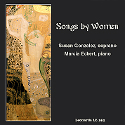 CD cover Songs by Women